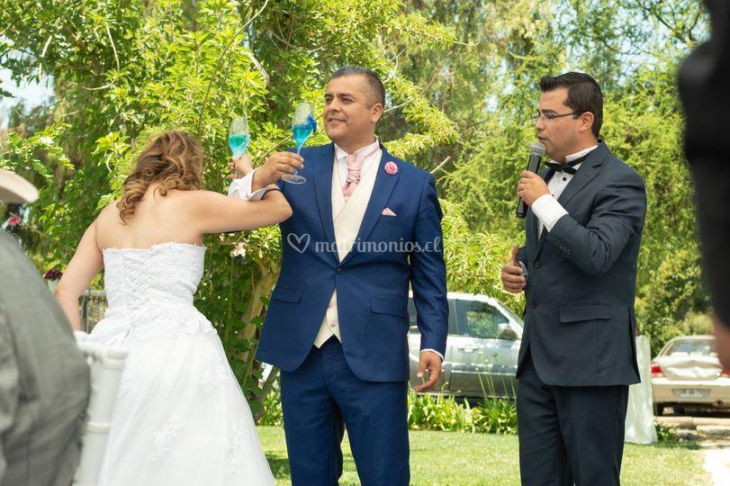 Matrimonios kathy & luís
