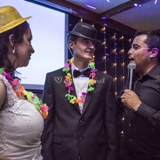 Matrimonio Claudia & Rodger