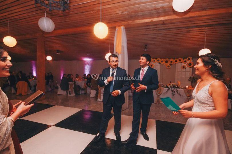 Matrimonio nadia & richard