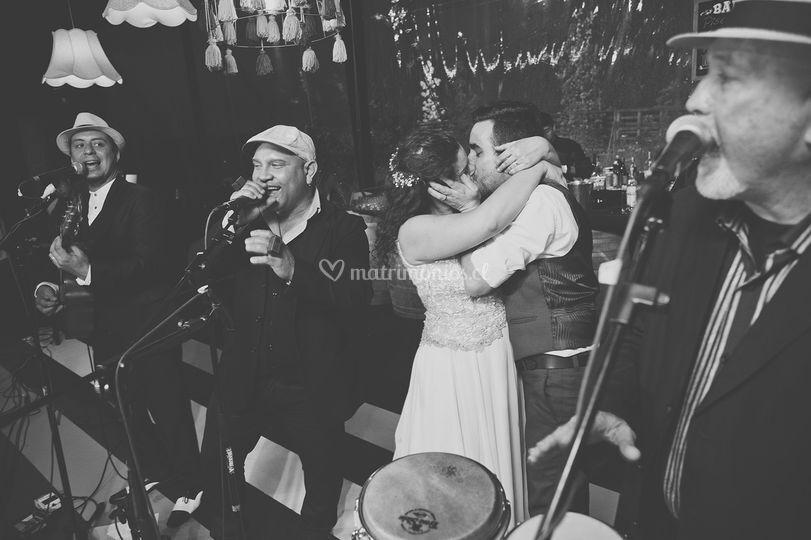 Matrimonio calera de tango