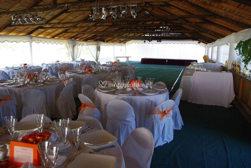 Matrimonio en Quincho