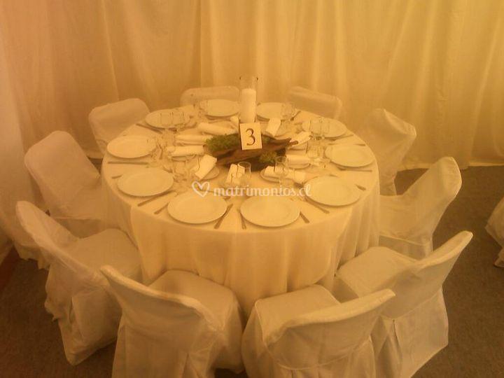 Matrimonios banquetería