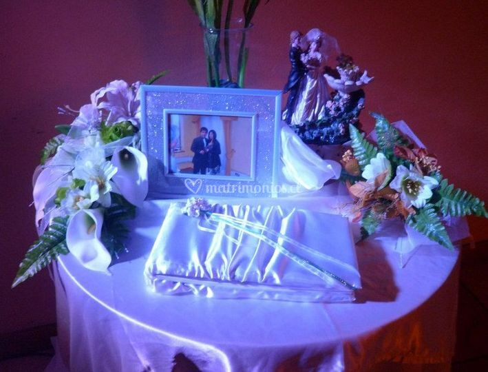 Recuerdos de boda