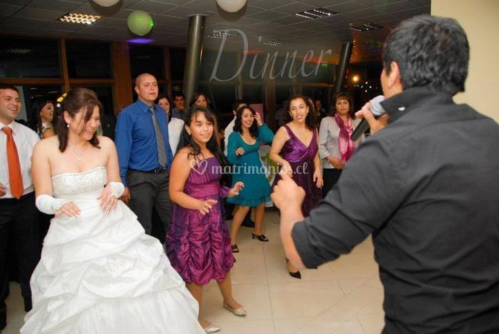 Baile entretenido en USS