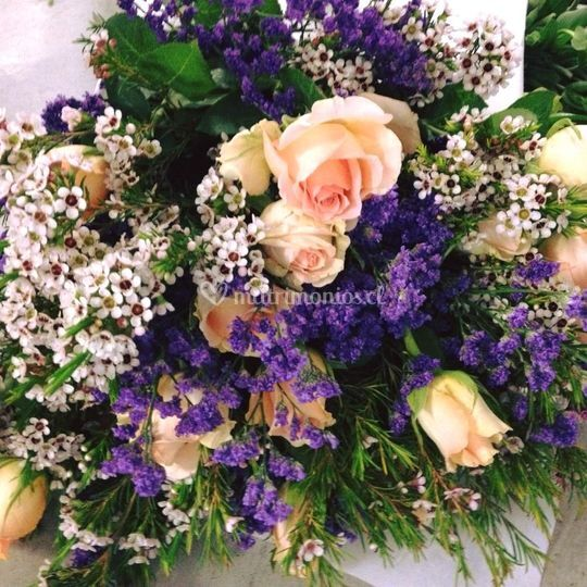 Floristas profesionales tpdv