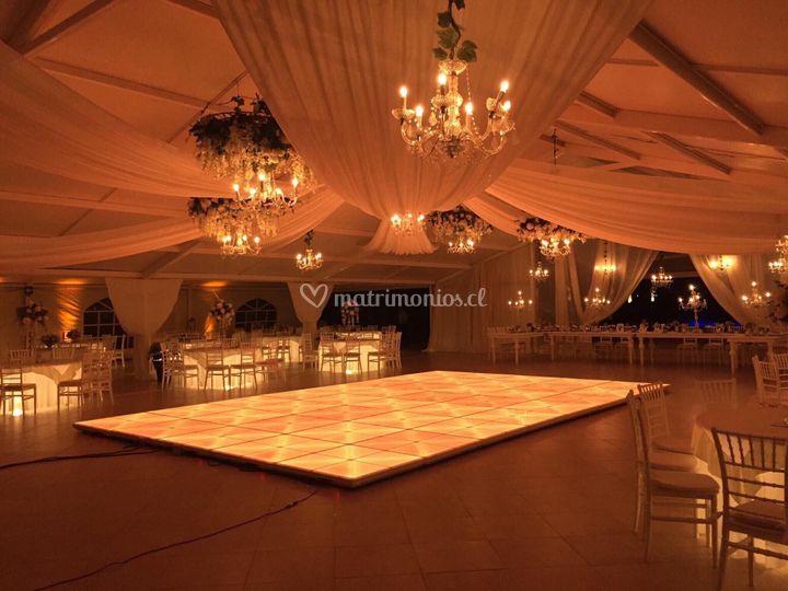 Salones de bodasen tpdv
