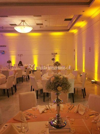 Celebración matrimonial en tpd