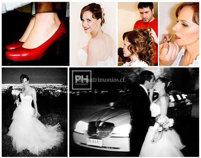 Matrimonio Helena & Edu