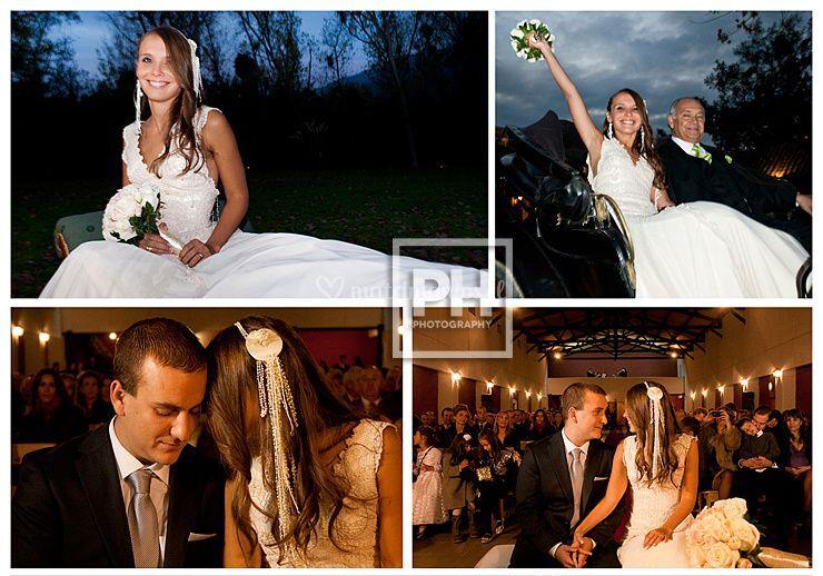 Matrimonio Fundo El Molino