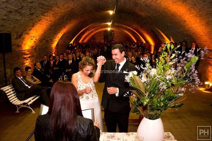 Matrimonio Fundo San Bernardo