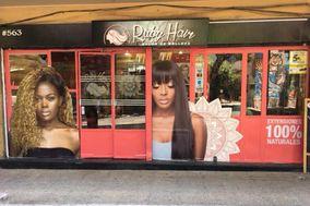 Extensiones Ruby Hair