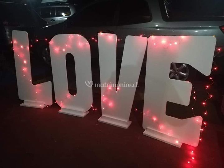 Love madera