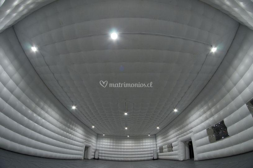Carpa interior