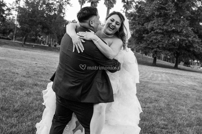 Sesión matrimonio