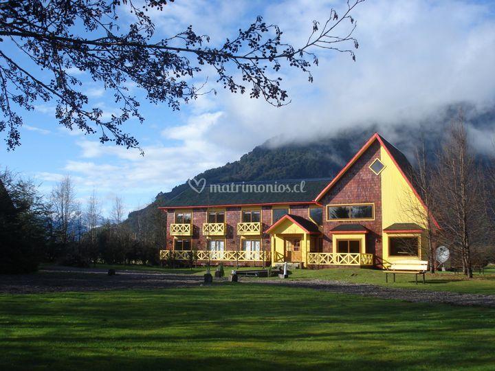 Hotel Patagonia Green de Patagonia Green