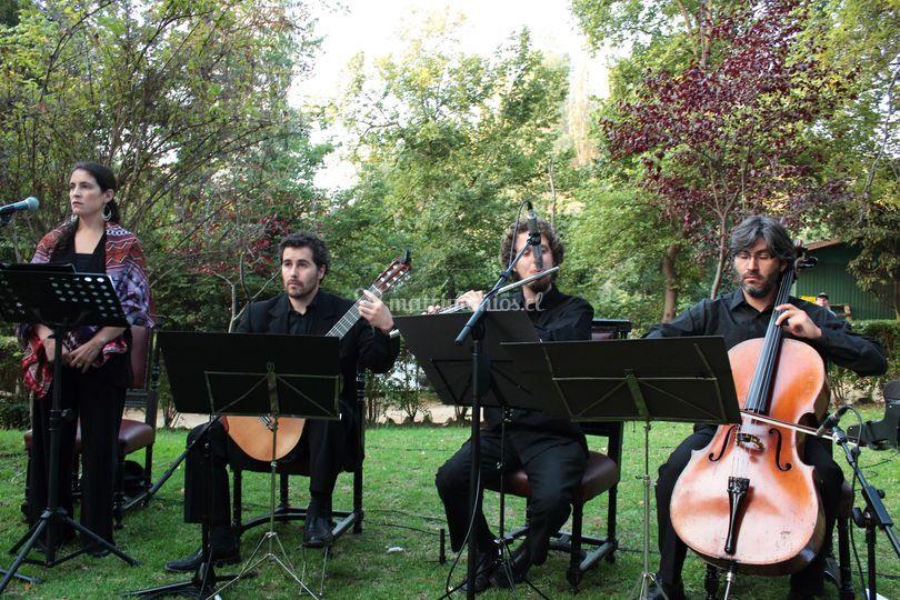 Cuarteto la Musique