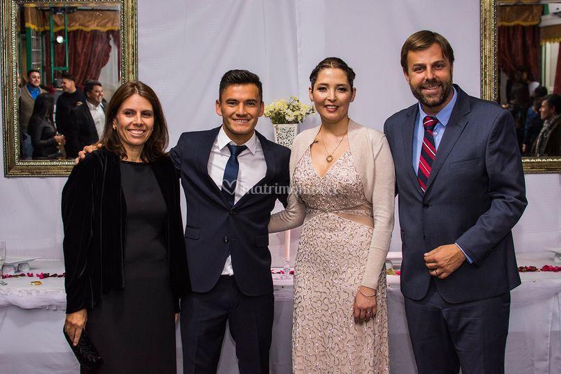 Matrimonio Charles & Fernanda