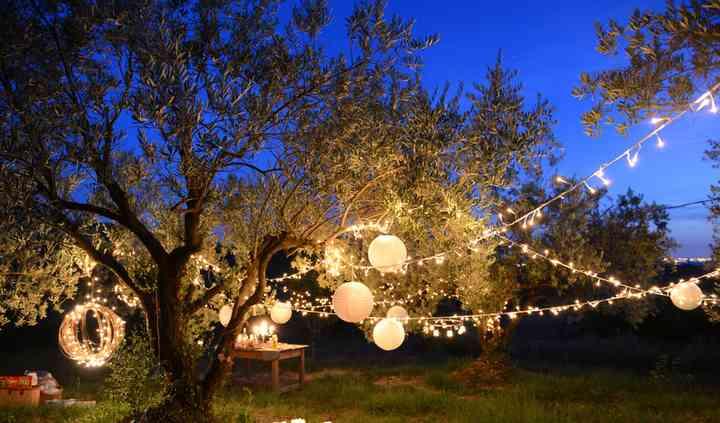 Decoración e iluminación
