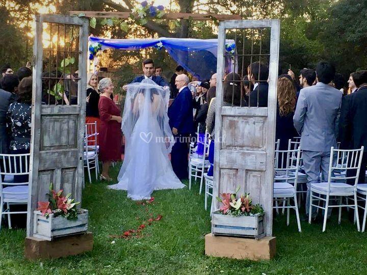Matrimonio exterior