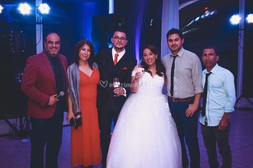 Matrimonio Fernanda y Jorge 2019