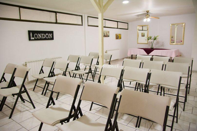 Salón London