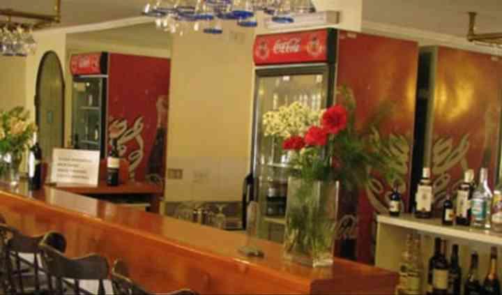 Vista al bar
