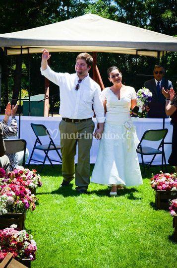 Fotografía de matrimonio en Viña del Mar