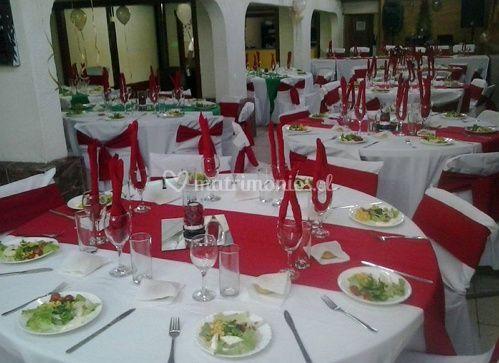 Banquetería Milán