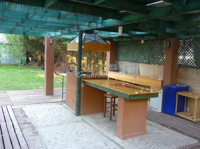 Quincho Rustica Lodge