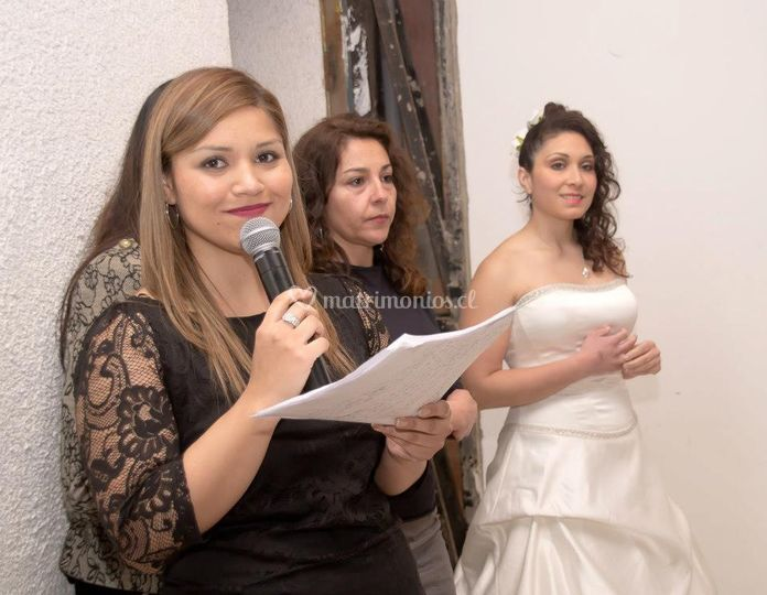 Desfile trajes de novias