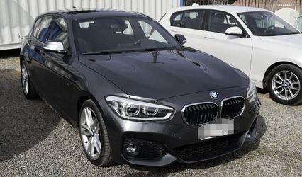 Matrimonio en BMW