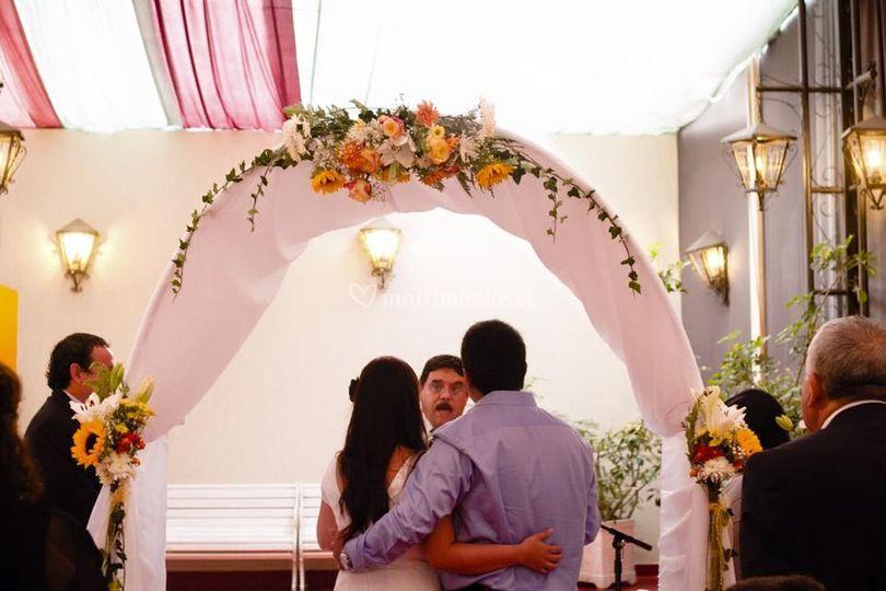 Matrimonio de Carolina