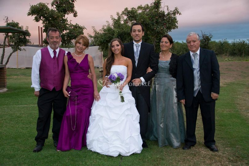Matrimonio de Ivania Ramirez