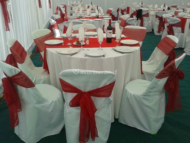 Carpas y eventos catalina