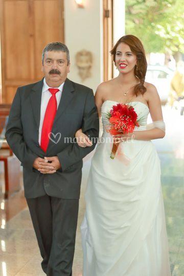 Matrimonio en Limache