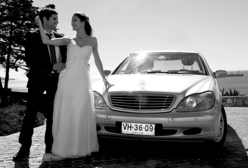 Autos matrimonios - Mercedes Benz