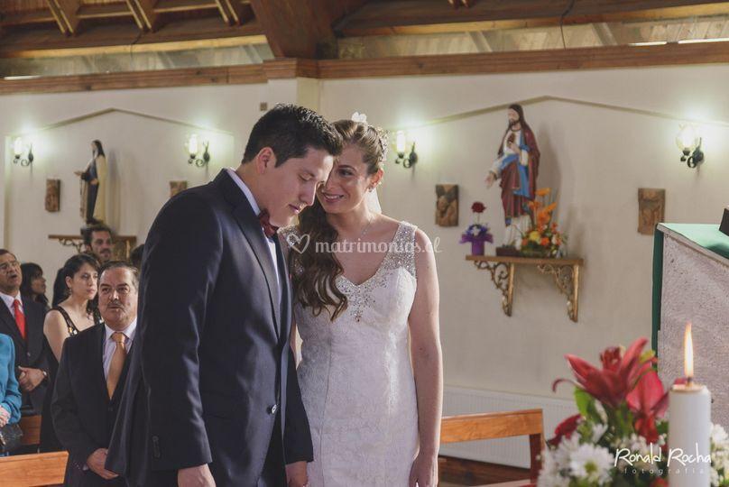Andrea & Diego noviembre 2015