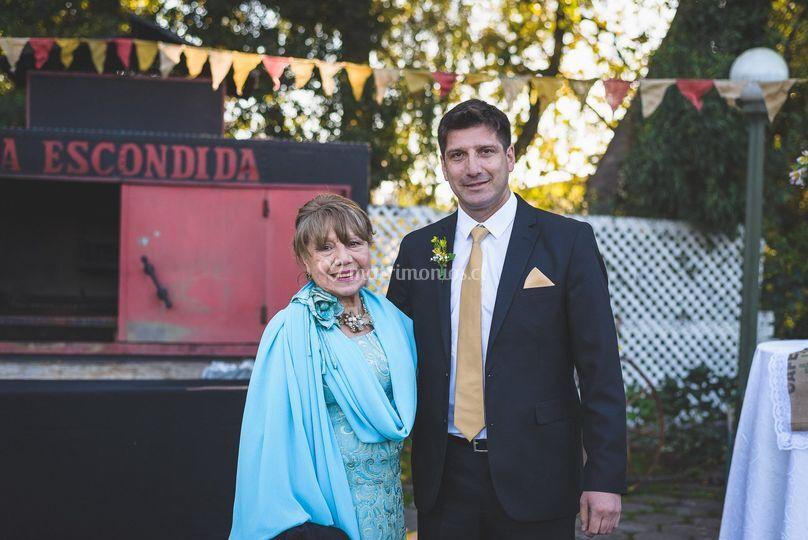 Marie Christel y Mauricio_2018