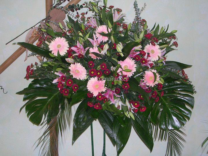 Flores para la Iglesias