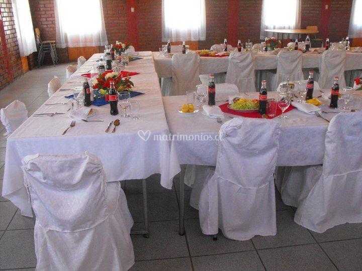 Coctelería y servicios para eventos