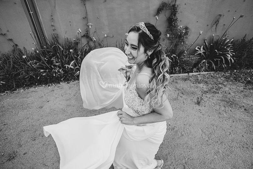 Retrato novia