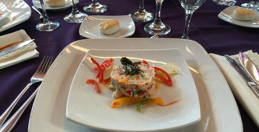 Gastronomía de alta gama