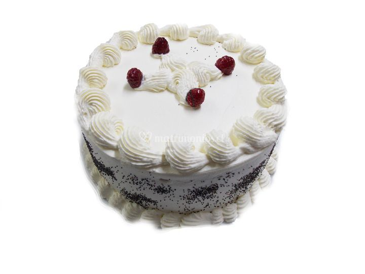 Torta Amapola Chantilly Framb