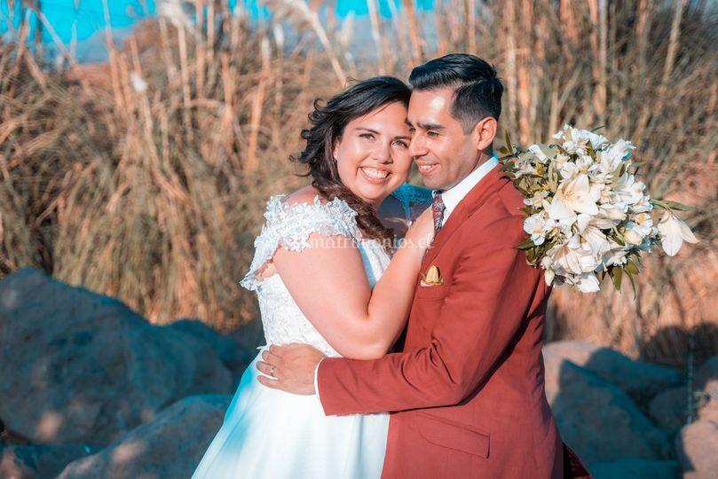 Janice y Gustavo