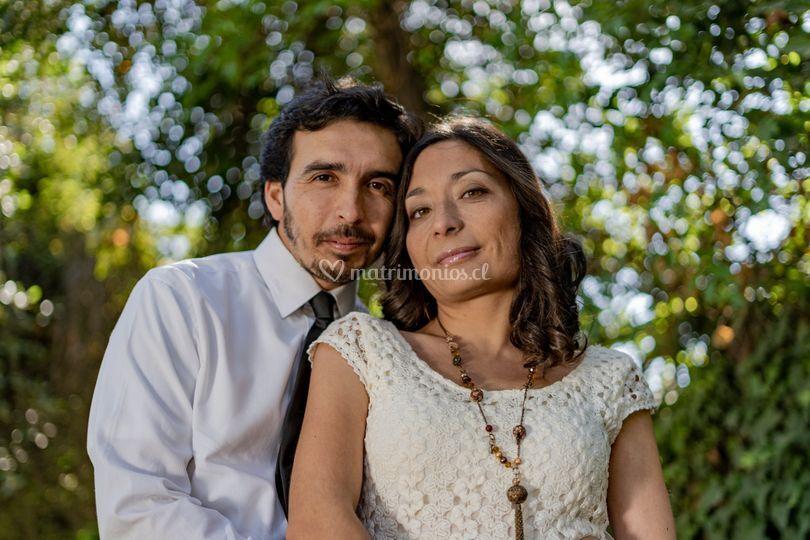 Gabriela y darwin