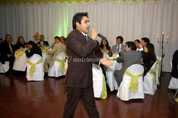 Cantante de matrimonio