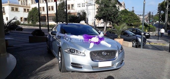 Vehículo Jaguar XJ