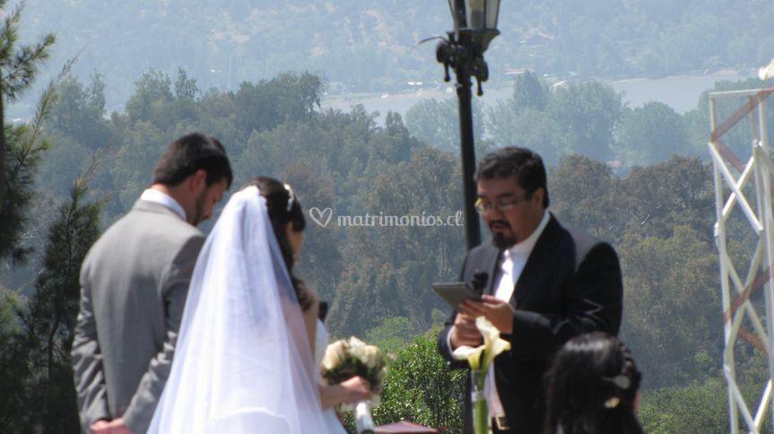 Matrimonio a medio día