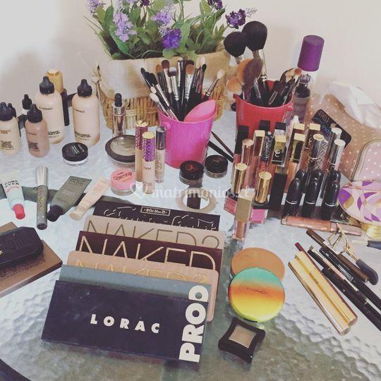Maquillajes para novias