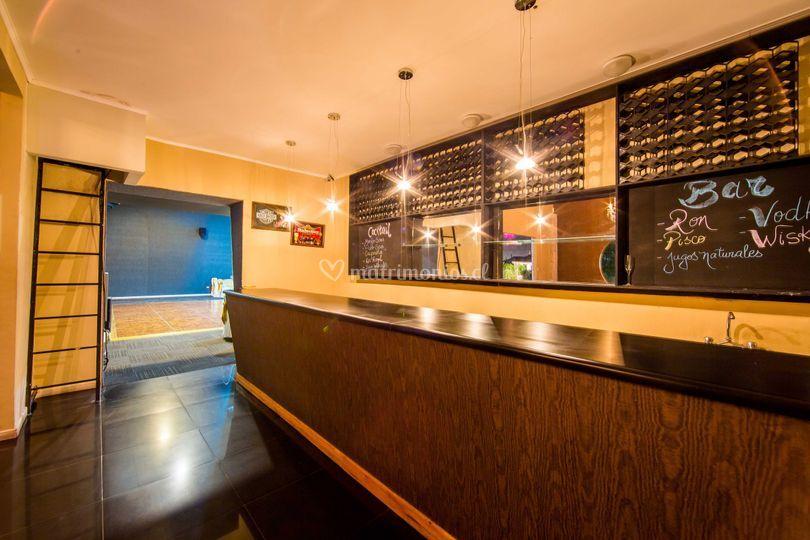 Bar salón elqui